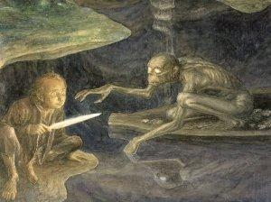 alan-lee-the-hobbit-riddles-in-the-dark